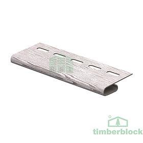 Финишная планка Timberblock (серебристый дуб)