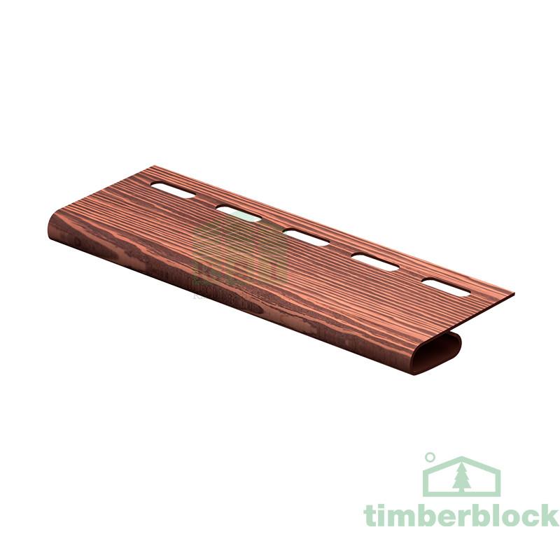 Финишная планка Timberblock (мореный дуб)