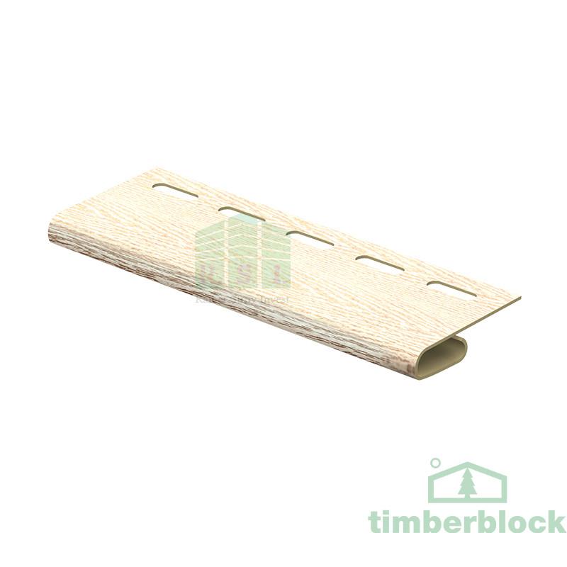 Финишная планка Timberblock (золотистый ясень)