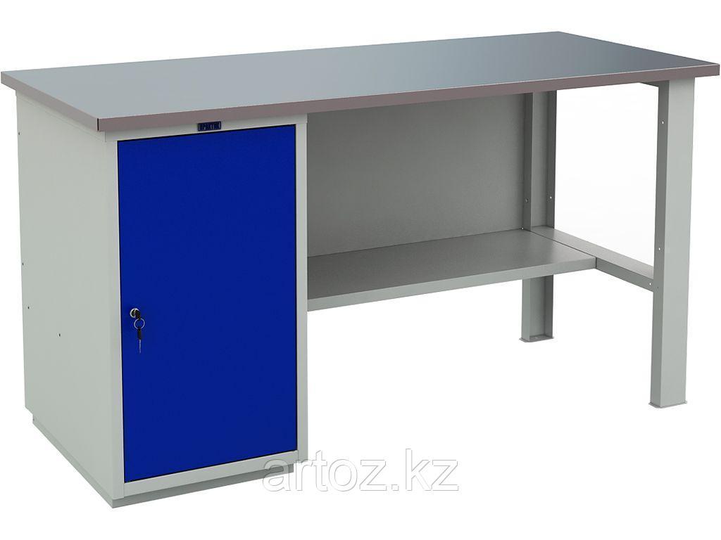 Металлический верстак PROFI (№600) 880x1600x700