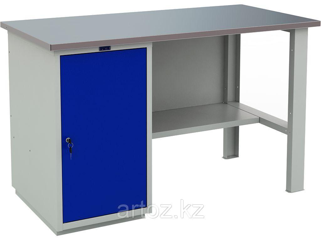 Металлический верстак PROFI (№400) 880x1400x700