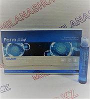 Farm Stay Collagen Water Full Moist Treatment Hair Filler - Увлажняющий филлер для волос