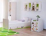 """Кроватка """"Трансформер"""", """"пряничный домик"""" 00-72025, фото 4"""