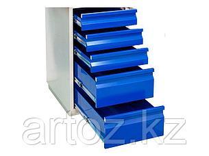 Металлический верстак PROFI (№603) 880x1600x700, фото 2