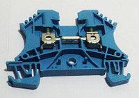 Weidmuller концевая пластина WTR 2.5 BL W- серия цвет синий