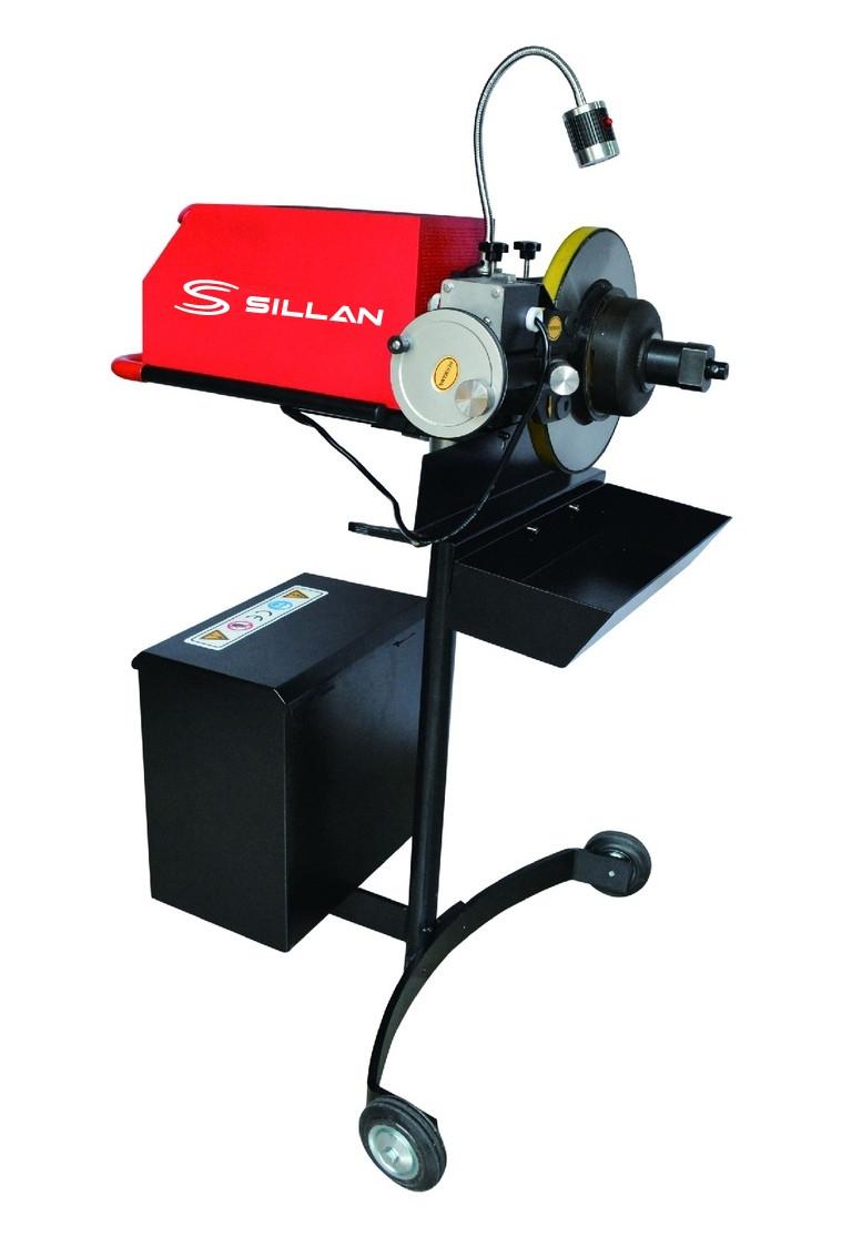 Станок для проточки поверхности тормозного диска BL-602