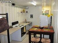Здание мобильное под кухню-столовую