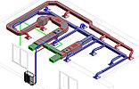 Модернизация, реконструкция, и наладка оборудования и автоматики  вентиляции и кондиционирования в г. Астане, фото 9