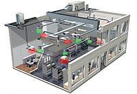Модернизация, реконструкция, замена и наладка приточного и вытяжного оборудования и автоматики вентиляции