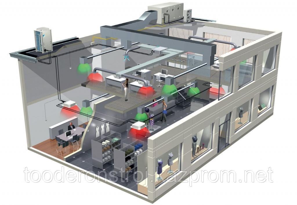 Модернизация, реконструкция, замена, восстановление и наладка воздухонагревательного оборудования в г. Астане - фото 6