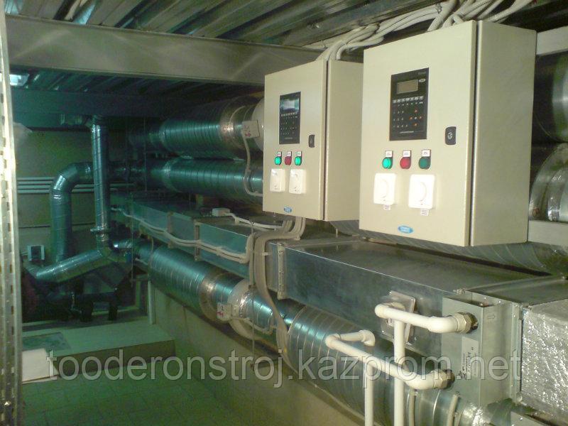 Модернизация, реконструкция, замена, восстановление и наладка воздухонагревательного оборудования в г. Астане - фото 7