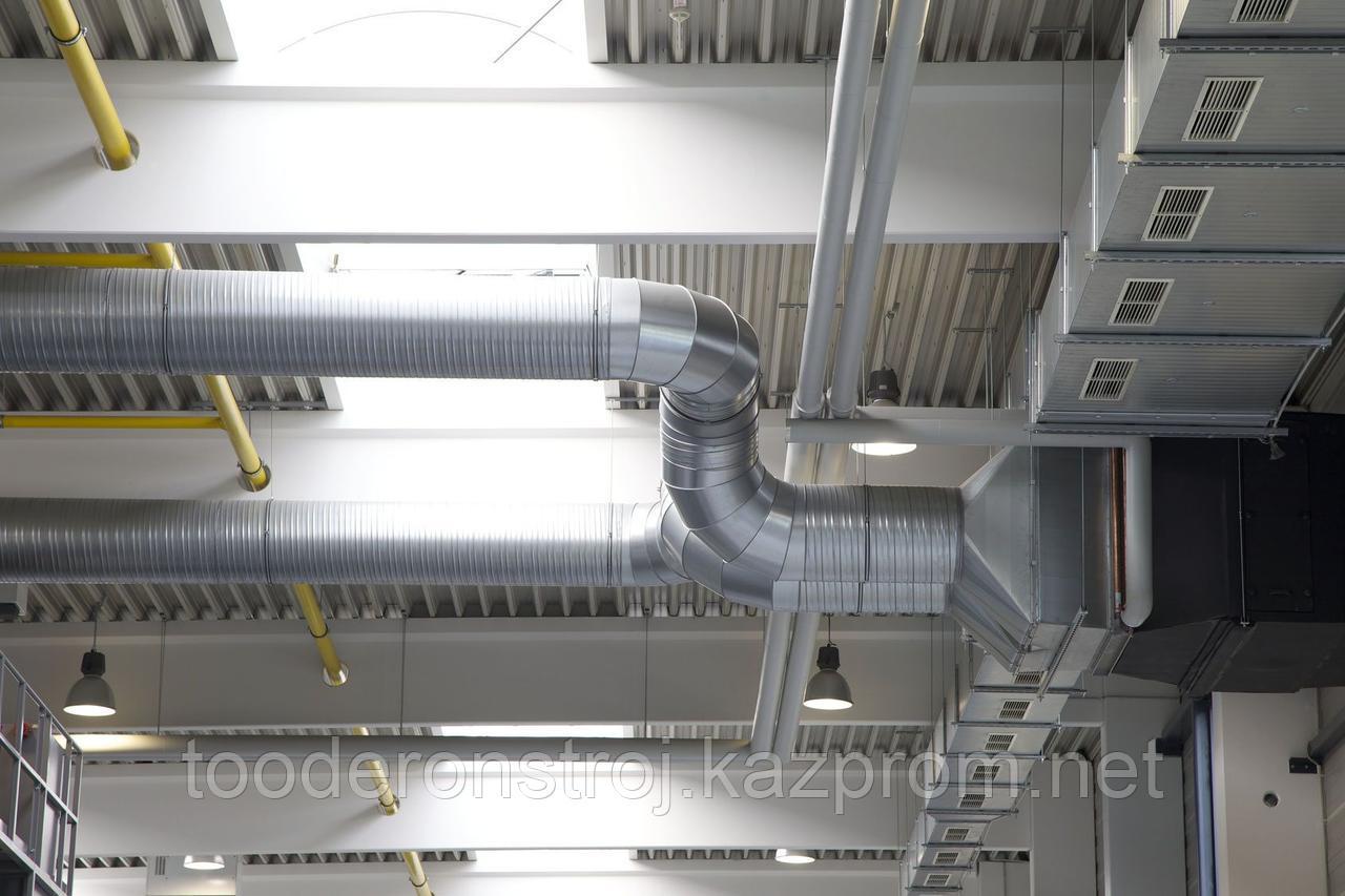 Модернизация, реконструкция, замена, восстановление и наладка воздухонагревательного оборудования в г. Астане - фото 8