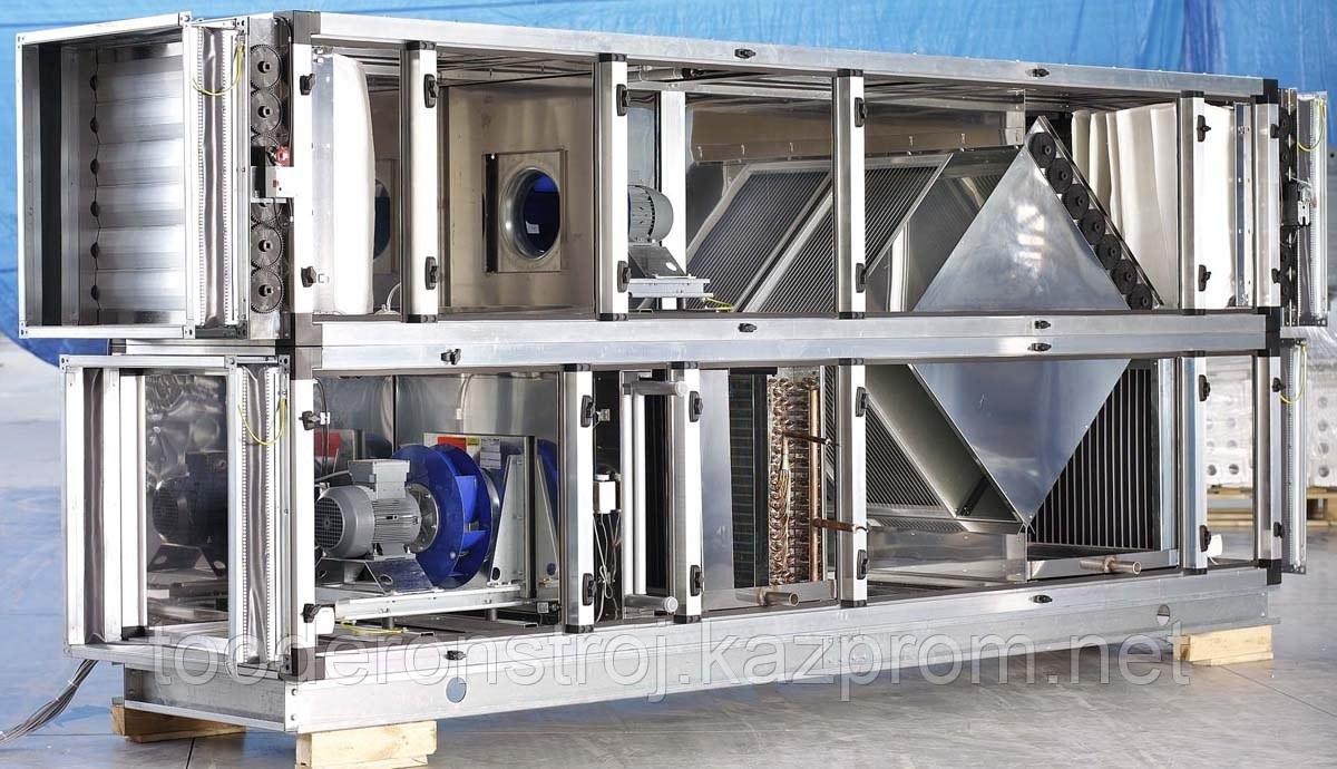 Модернизация, реконструкция, замена, восстановление и наладка воздухонагревательного оборудования в г. Астане - фото 9