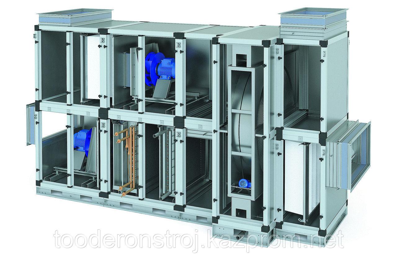 Модернизация, реконструкция, замена, восстановление и наладка воздухонагревательного оборудования в г. Астане - фото 3