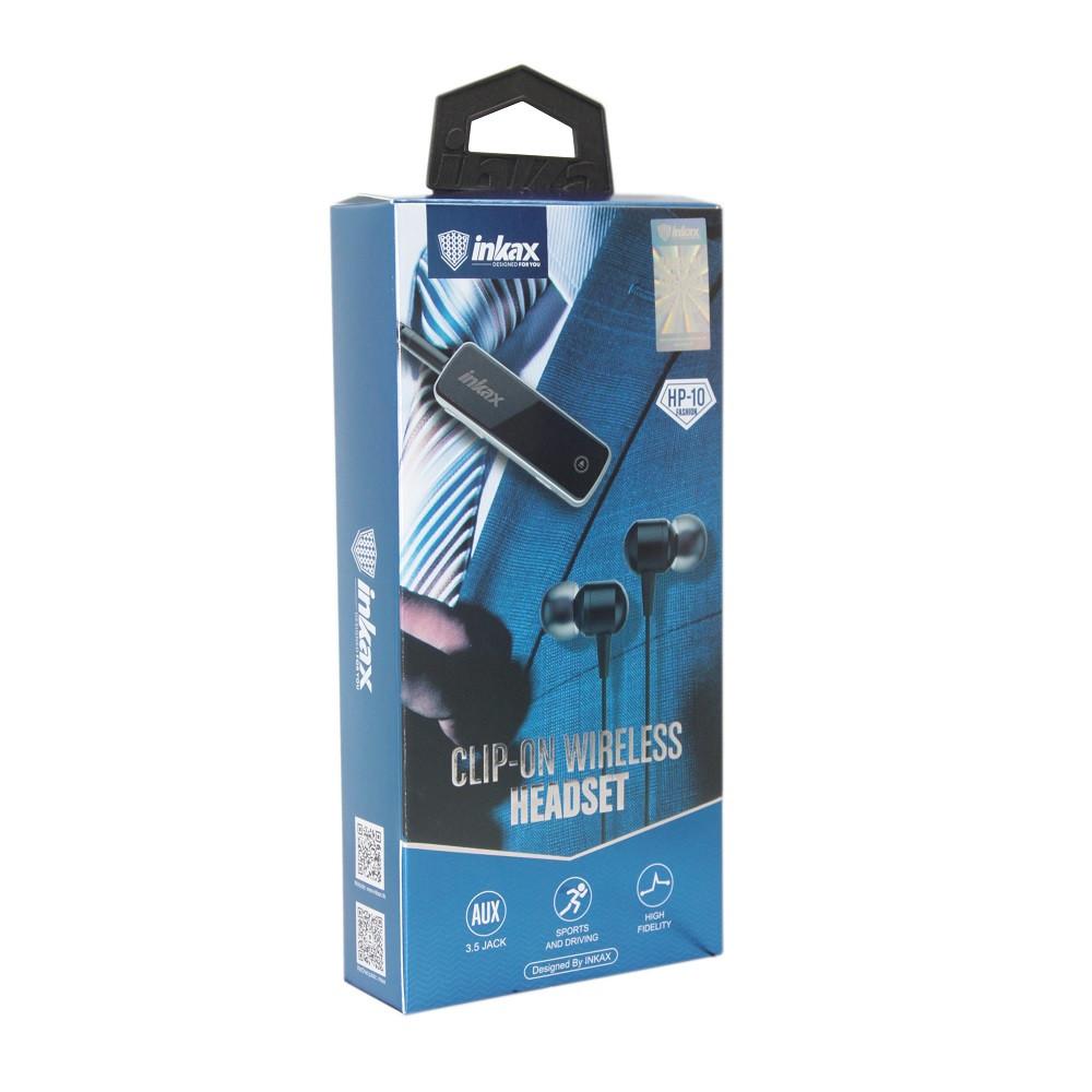 Наушники INKAX HP-10 Bluetooth