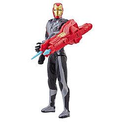 "Hasbro ""Мстители: Финал"" Титаны Железный человек, 30 см (звук)"