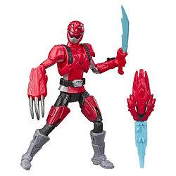 Hasbro Могучие рейнджеры. Фигурка Красный Рейнджер с боевым ключом