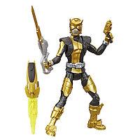 Hasbro Могучие рейнджеры. Фигурка Золотой Рейнджер с боевым ключом