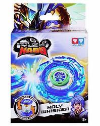 Волчок с пусковым устройством Auldey Infinity Nado Пластик Holy Whisker (YW624101)