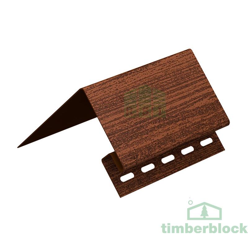 Наружный угол Timberblock (сибирская ель)