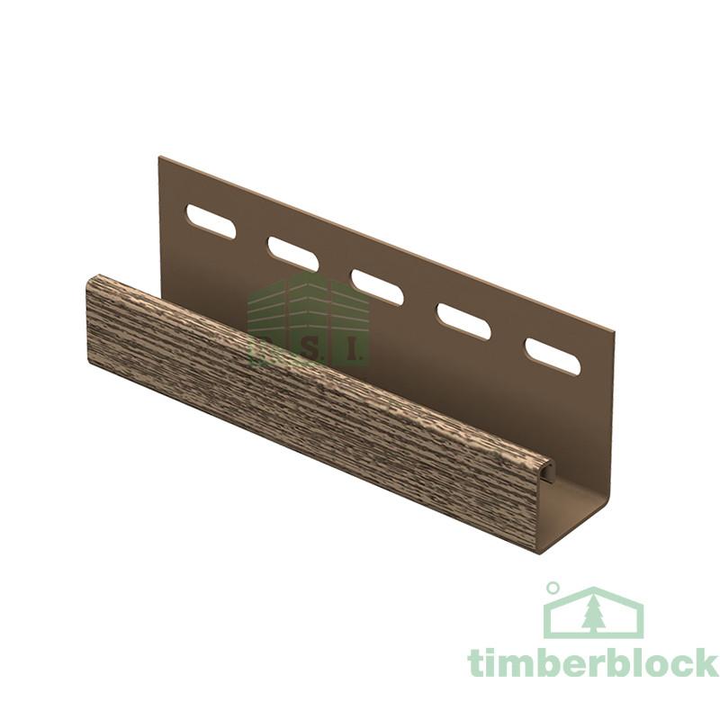 J-планка Timberblock (альпийская ель)
