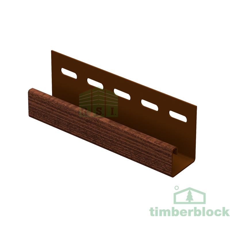 J-планка Timberblock (сибирская ель)