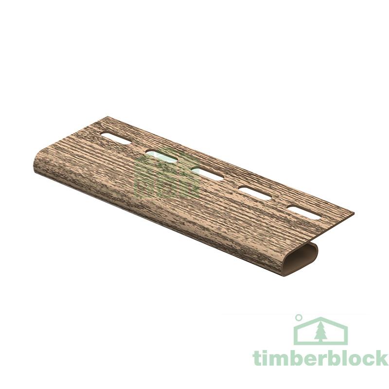 Финишная планка Timberblock (альпийская ель)