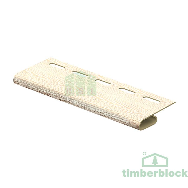 Финишная планка Timberblock (скандинавская ель)