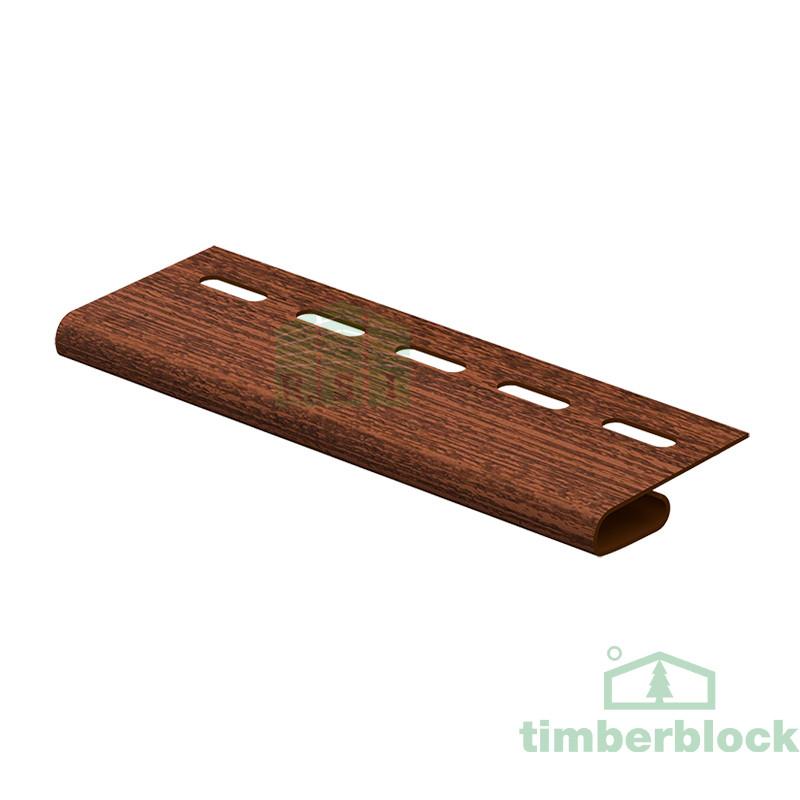 Финишная планка Timberblock (сибирская ель)