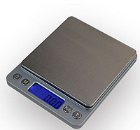 Весы ювелирные 0,1–500 гр, Table top scale, 115x125x18 мм