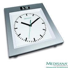 Напольные весы со встроенными часами Medisana PSA (Германия)