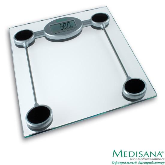 Весы бытовые напольные Medisana PSW (Германия)
