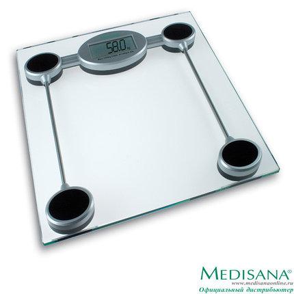 Весы бытовые напольные Medisana PSW (Германия), фото 2