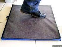 ДЕЗКОВРИК 100*100*3см для дезинфекции обуви, серия ЭКО, фото 1
