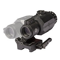 Sightmark Увеличитель для прицелов Sightmark SM19062 XT-3 Magnifier with LQD Flip to Side Mount