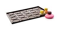 Коврик для выпечки макарон 40x30 см Ibili Испания 789500