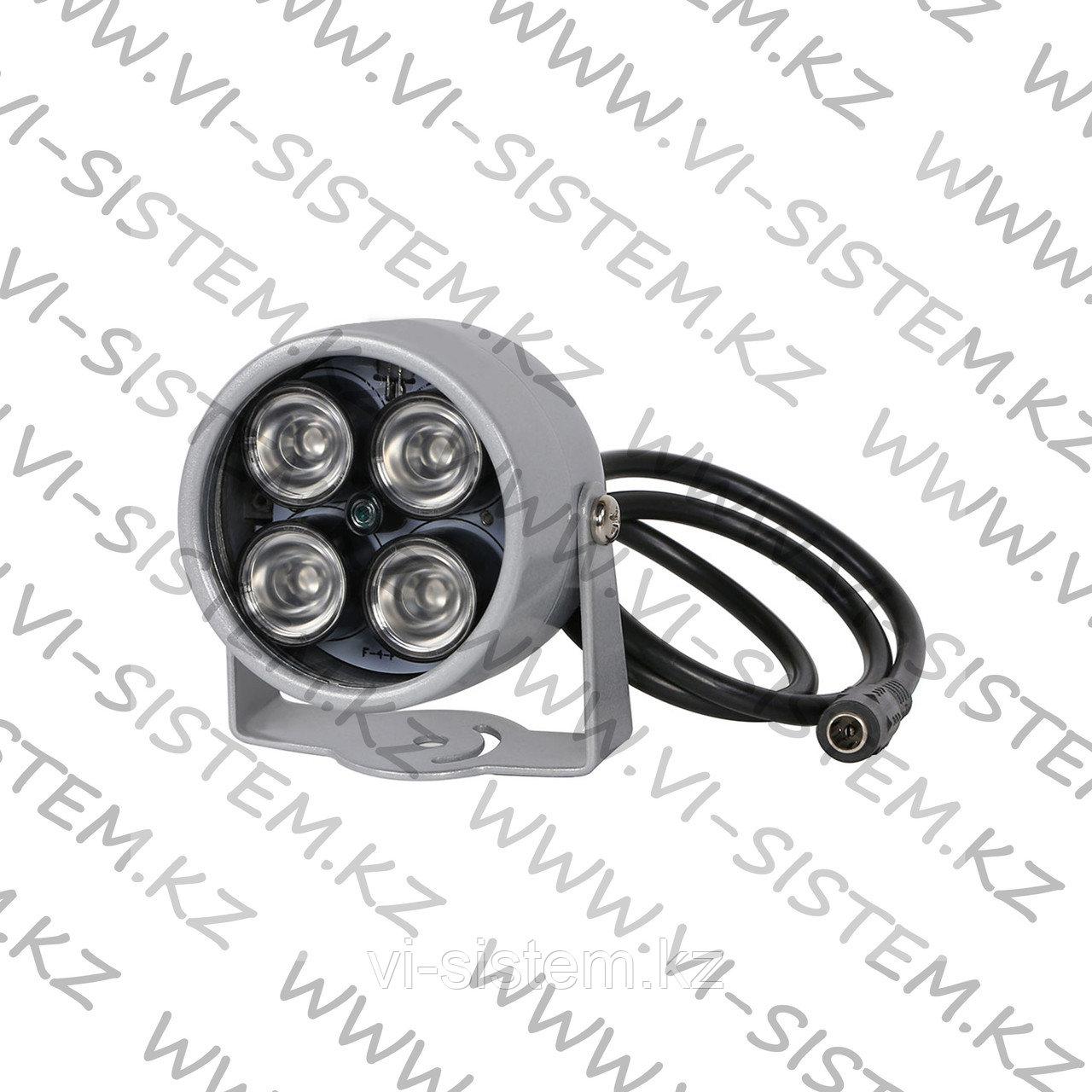 Инфракрасный прожектор (4 диода)