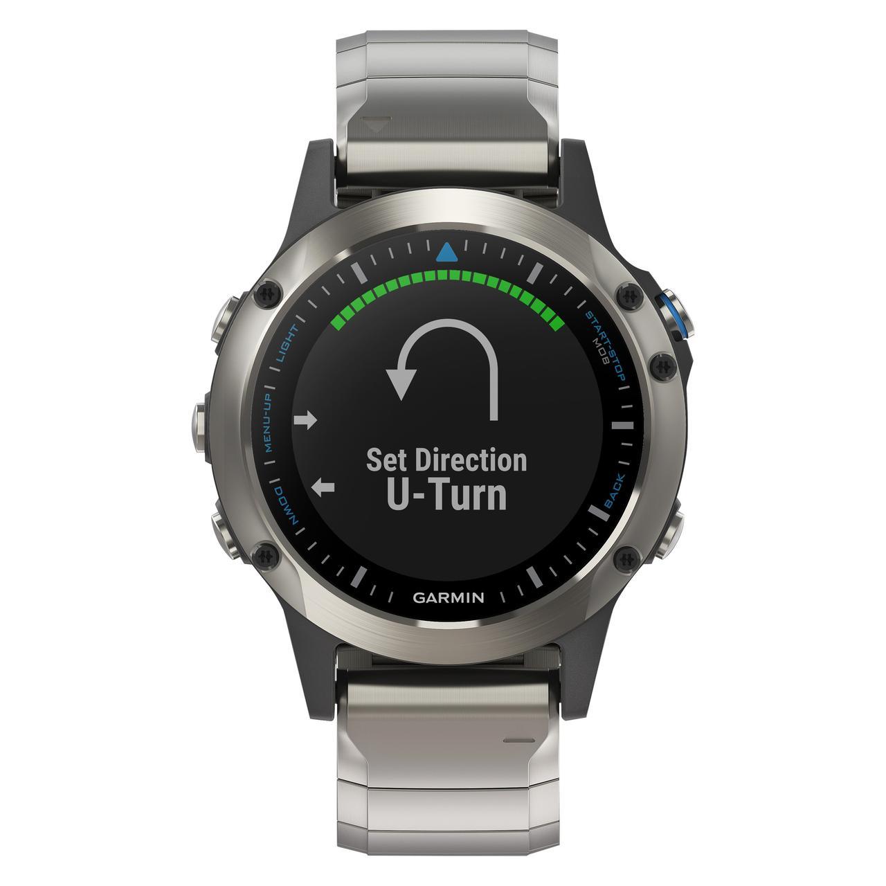 Смарт-часы Garmin Quatix 5 Sapphire