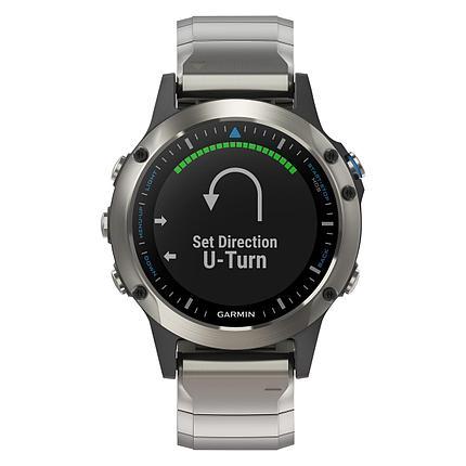 Смарт-часы Garmin Quatix 5 Sapphire, фото 2