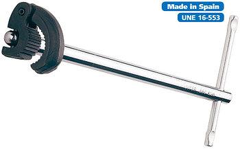 """109 Оцинкованный ключ для моек D-10 - 32 мм (3/8 - 1.1/4"""") SUPER-EGO"""
