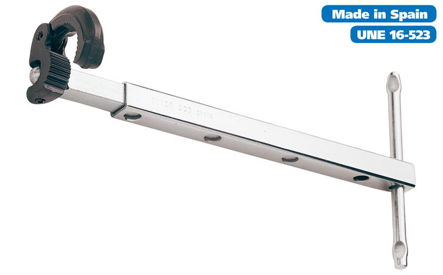 """Телескопический ключ для моек D 290 - 470 мм (3/4-1.7/8"""") SUPER-EGO"""