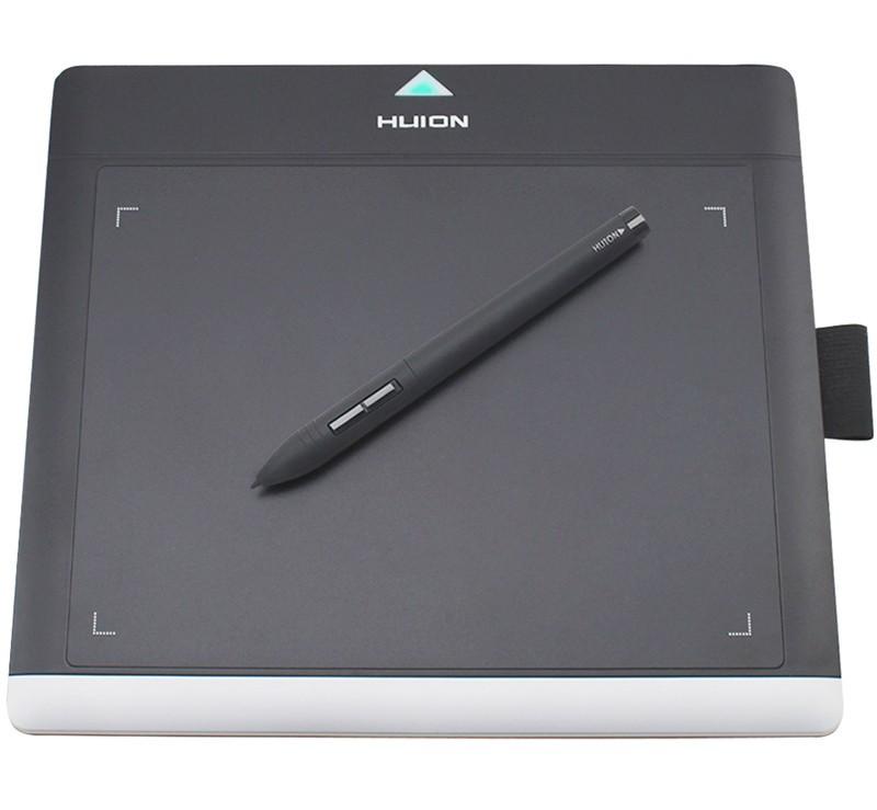 Графический планшет HUION 680TF Black