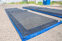 ДЕЗБАРЬЕР  200*200*4 см для дезинфекции колес транспорта, фото 1