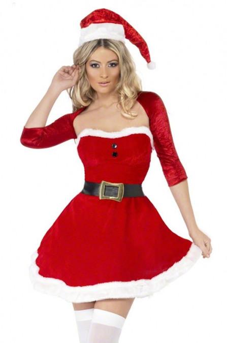 Новогоднее платье «Velvet»