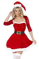 Новогоднее платье «Velvet», фото 1
