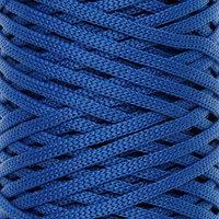 Шнур для вязания 'Классика' 100 полиэфир 3мм 100м  (210 василек)