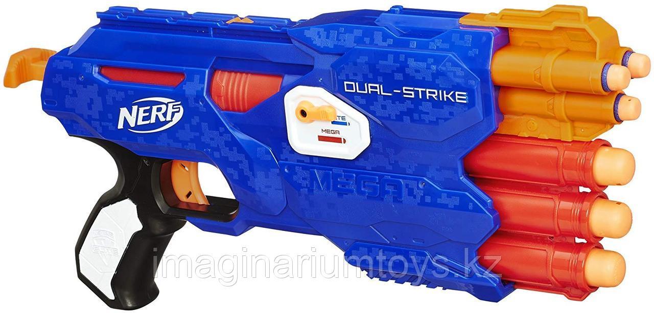 Нерф Дуалстрайк бластер Nerf Dual-Strike
