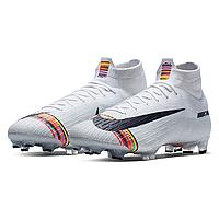 Бутсы футбольные Nike Mercurial Superfly VI Pro CR7 FG размеры 36-40
