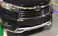 Обвес Forza на Toyota Highlander 2014-2015