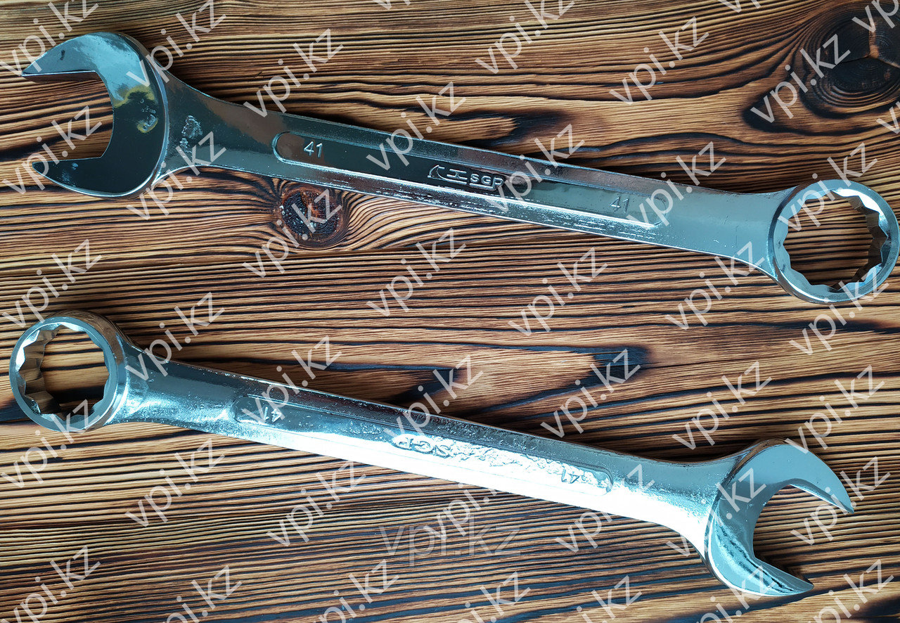 Рожково-накидной ключ 41мм SGP